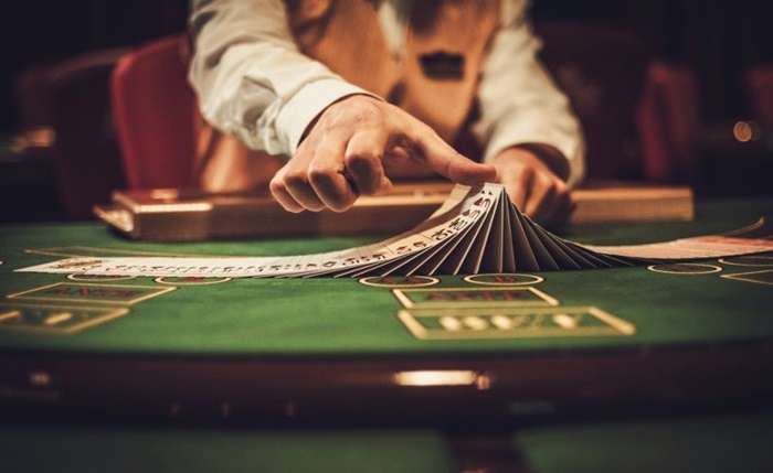 backgammon in an 로투스홀짝 online casino: how to get started
